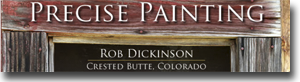 Percise Painting Crested Butte Colorado